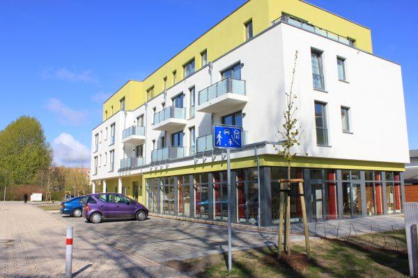 Veranstaltungshaus KieK In der WGG in Greifswald
