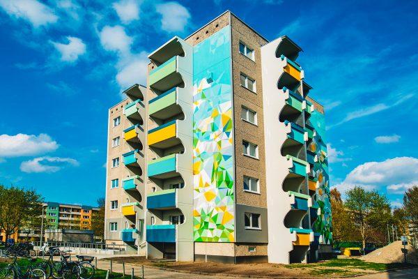 Sanierung von Wohnungen in Greifswald durch die WGG