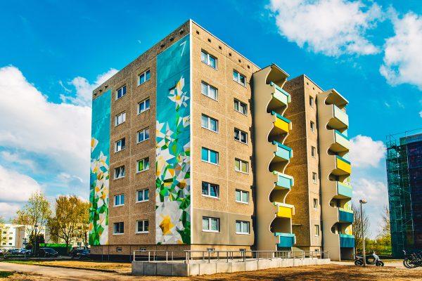 Sanierte Wohnungen in Greifswald durch die WGG