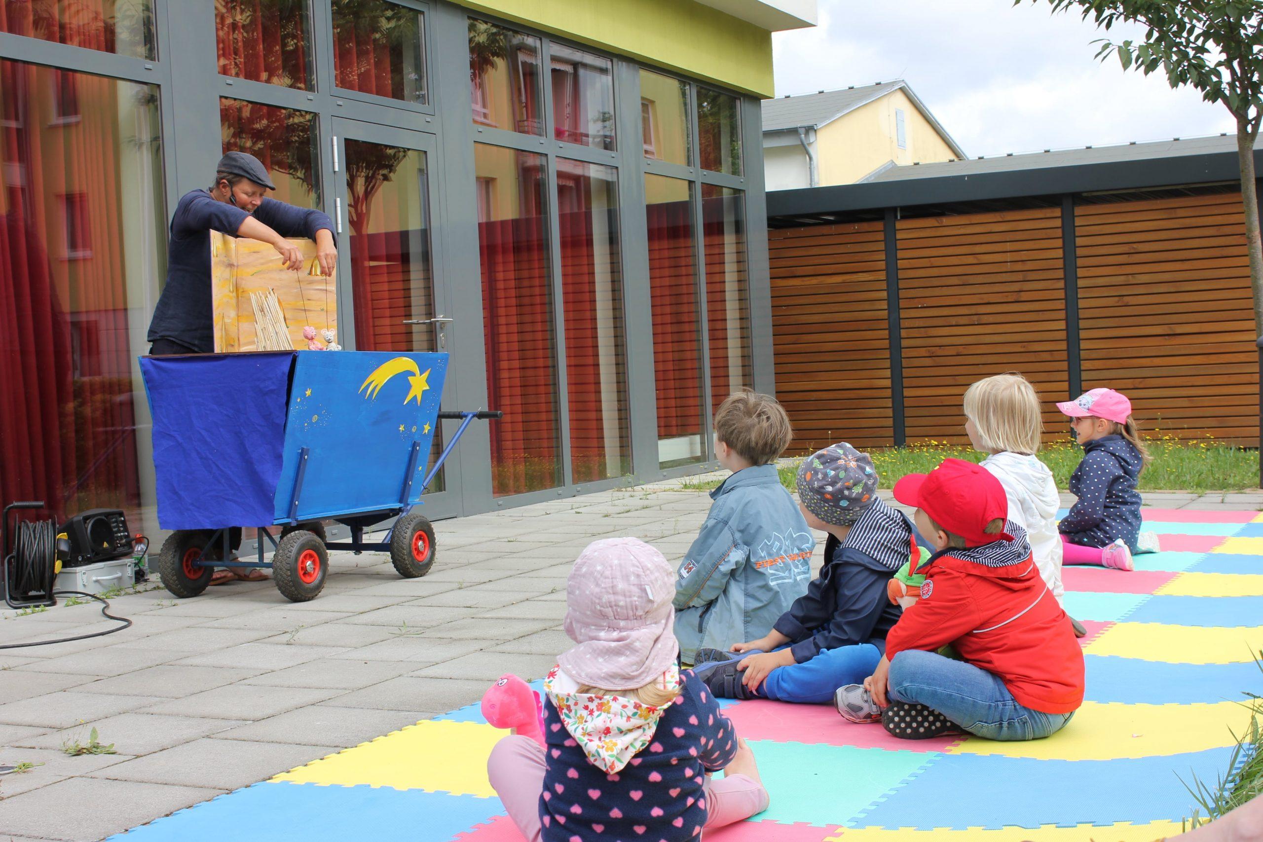 Märchenstunde für Groß und Klein