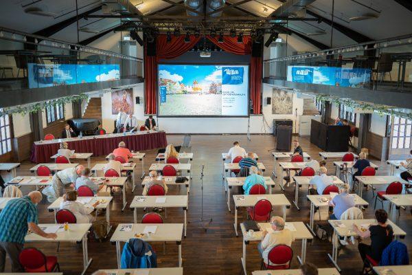 WGG Greifswald-Vertreterversammlung
