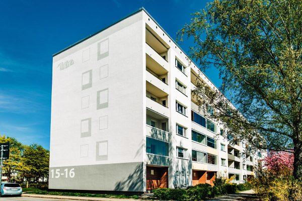 Wohnungen in der Spiegelsdorfer Wende in Greifswald