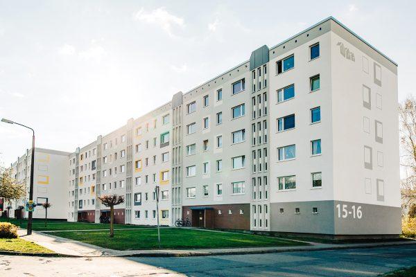 Wohnen in der Spiegelsdorfer Wende in Greifswald