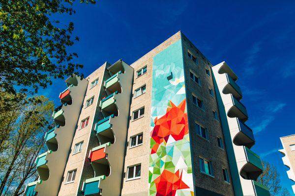 Wohnung mieten in der Spiegelsdorfer Wende in Greifswald