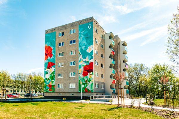 Wohnungen für Studenten in der Spiegelsdorfer Wende in Greifswald