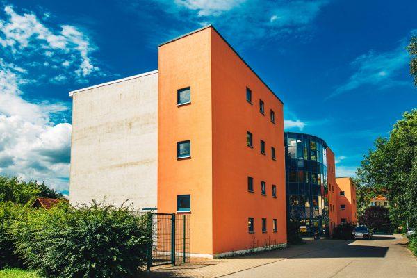Wohnungen in der Greifswalder Altstadt von der Wohnungsbau-Genossenschaft