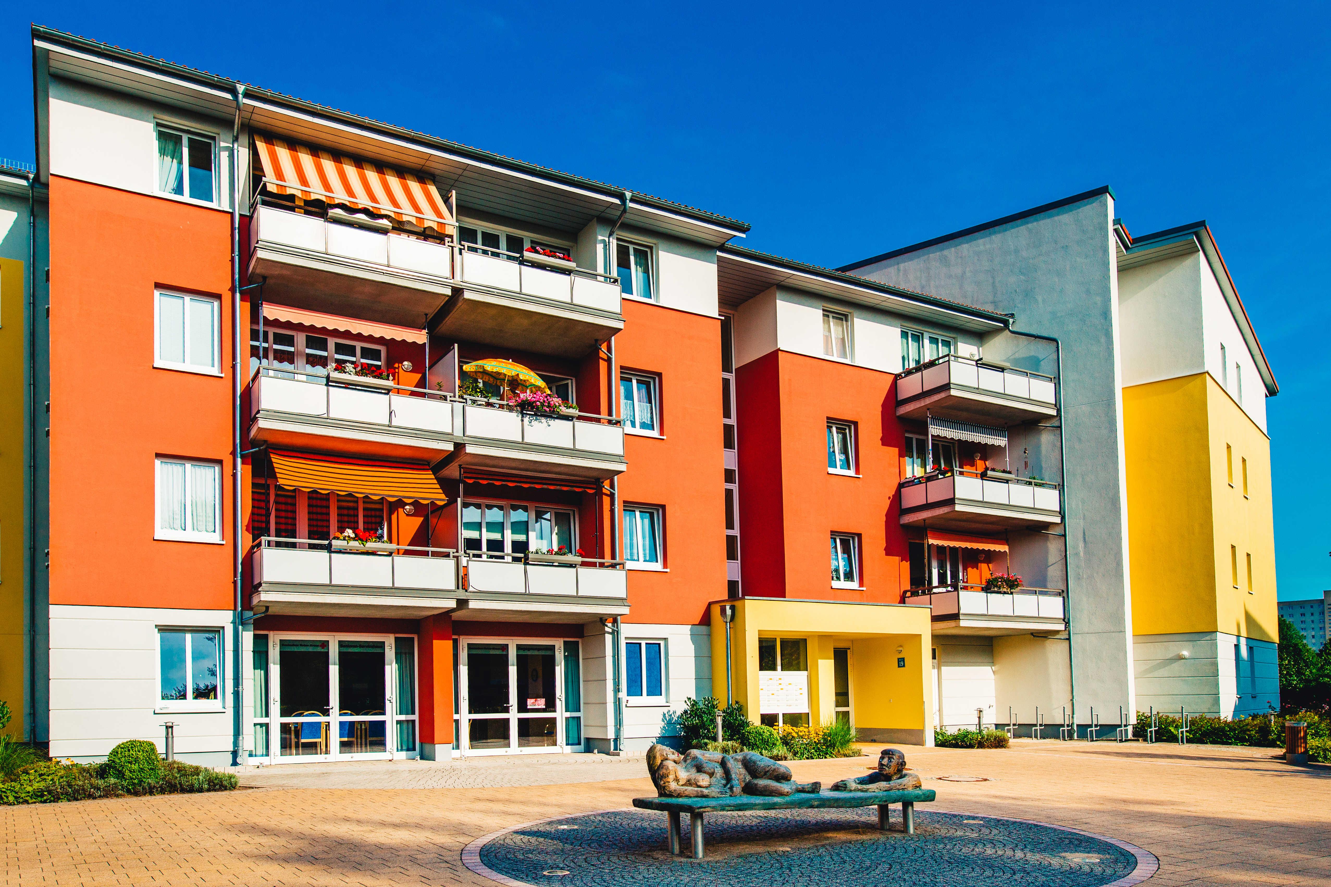 WGG-Wohnungen in der Greifswalder Südstadt finden