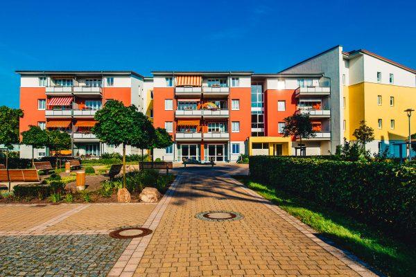Wohnungen in der Südstadt von Greifswald finden