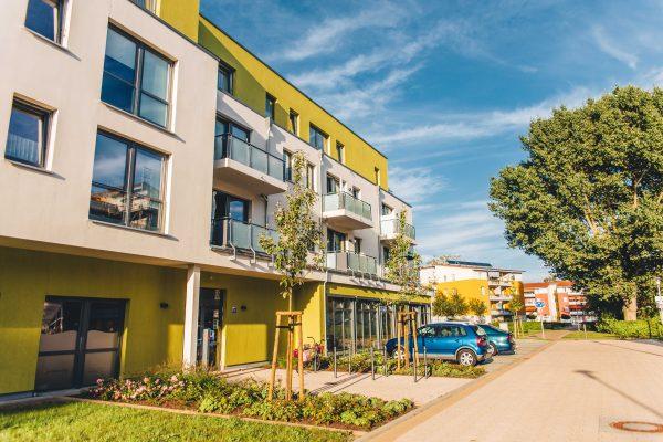Moderne Wohnungen in der Hansestadt Greifswald finden