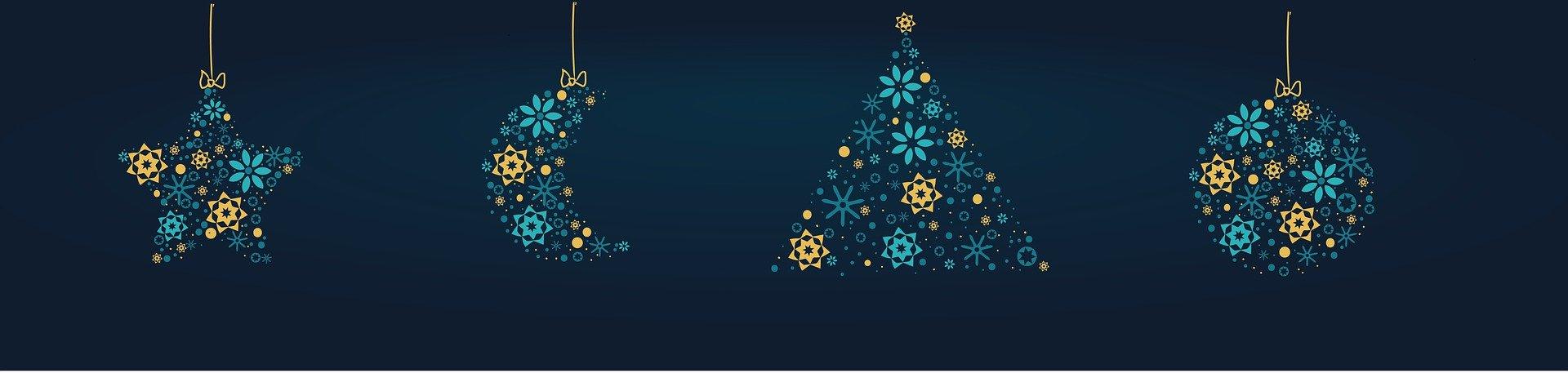 vorweihnachtliche Fensterverkauf